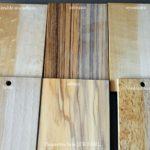 Plaquettes de bois précieux